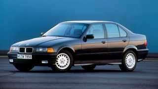 For a long time the BMW 3 Series had been the go-to car for upwardly mobile South Africans, however competition was hotting up in the mid nineties.