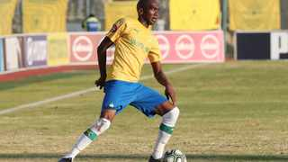 Mamelodi Sundowns Anele Ngcongca tragically died in a car accident this week. Picture: Gavin Barker/BackpagePix