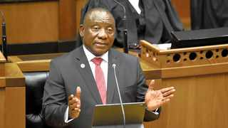 President of South Africa, Cyril Ramaphosa, delivers his 3rd State of the Nation Address. Picture: Phando Jikelo/African News Agency(ANA).
