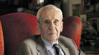 Christopher Tolkien. Picture: Twitter