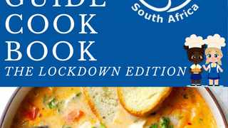 Girl Guides Cape West launched a 2020 Girl Guides cookbook called The Lockdown Edition last weekend.