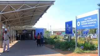 Tembisa Hospital was one of the first state hospitals put on alert to treat patients who contracted the coronavirus before the first case was detected in South Africa last year. Picture: Dimpho Maja/African News Agency (ANA)