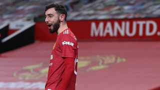 Bruno Fernandes says Manchester United suit his mentality because they are 'a club who wants to win everything' as he marks his one-year anniversary at the Premier League leaders this week. Photo: Martin Rickett/Reuters