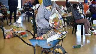 When food parcels were introduced at the outset of the lockdown necessitated by the onset of the Covid-19 pandemic, it was a relief to many. File picture: Thobile Mathonsi/African News Agency(ANA)