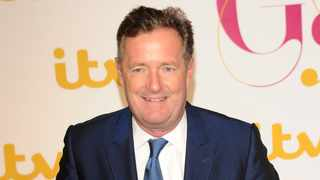 Piers Morgan has accused Meghan Markle of ghosting him after she met her fiancé Prince Harry. Picture: Bang Showbiz