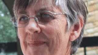 New Bishop of False Bay Margaret Vertue.