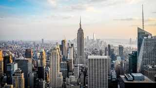 The sprawling New York City skyline. File picture: Leonhard Niederwimmer/Pixabay