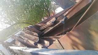 A 40 year-old employee of a well known waste management and scrap metal company is linked to a case where almost R1.4 million worth of railway tracks were stolen. Picture: Supplied