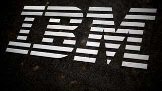 The IBM logo is displayed on the IBM building in Midtown Manhattan, in New York. File picture: AP Photo/Mary Altaffer