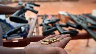 Damian Enslin, chairperson of the SA Gunowners' Association (Saga) said the firearm amnesty which ran from August 1, 2020 to January 31 had been badly managed. Picture: Thobile Mathonsi/African News Agency(ANA)