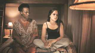 LISTEN: Tess, with Christia Visser (right) in the leading role, contains a heart-wrenching message. It is up to viewers to absorb it.