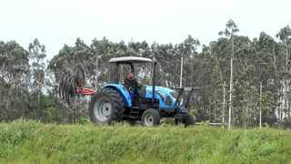 Tractor sales in South Africa increased a massive 24 percent in December, suggesting a recovery in the agricultural sector. Picture: Karen Sandison/African News Agency(ANA)