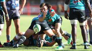 The Bulls have signed Griquas scrumhalf Zak Burger on a three-year contract, starting March 1. Photo: Carl Fourie/Gallo Images via BackpagePix