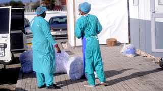 The Western Cape unveiled the systems that has in place to distribute the Covid-19 vaccine doses once it arrives in the province. File picture: Ayanda Ndamane/ African News Agency (ANA)