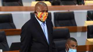 Former Group Chief Executive Officer (GCEO) Lucky Montana appeared before the Commission of Inquiry into Allegations of State Capture. Picture: Itumeleng English/African News Agency (ANA)