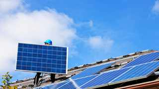 While South Africa is in the midst of an energy crisis due to Eskom's inadequate capacity, the solar energy sector has reported a spike in sales. Photo Elena Elisseeva.