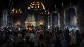 A R533 million attraction based on Game of Thrones is set to open in the UK Picture: Linen Mill Studios/HBO