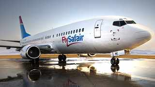 FlySafair has been named Best Airline in Africa and the Indian Ocean in the 2020 Tripadvisor Travellers' Choice awards for Airlines this year. Picture: Supplied.