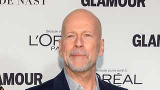The 'Die Hard' actor was spotted without a face covering in a Rite Aid pharmacy in Los Angeles, and he has now responded to backlash over the incident. Photo: AP