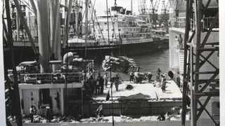 Durban Harbour in the 1960s. Picture: Transnet Heritage Library Photographic Collection
