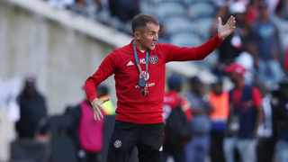 """It will certainly be much tougher than the path we took last year, considering the level of opposition we are about to face,"" Orlando Pirates coach Milutin Sredojevic said on Monday. Photo: Muzi Ntombela/BackpagePix"