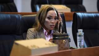 Norma Mngoma, the estranged wife of former cabinet minister Malusi Gigaba. Picture: Itumeleng English/African News Agency (ANA)