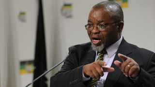 Mineral Resources and Energy Minister and former ANC secretary-general Gwede Mantashe. Picture: Werner Beukes/Sapa/African News Agency (ANA) Archives