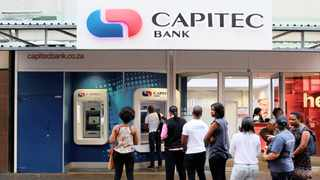 More than 80 000 Capitec Bank clients had received more than R160 million from the bank in the form of interest refunds, the lender said yesterday. Photo: File