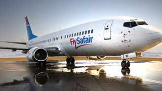 South African airlines like FlySafair and Kulula are unlikely to fly during level 3 lockdown. Picture: Supplied.