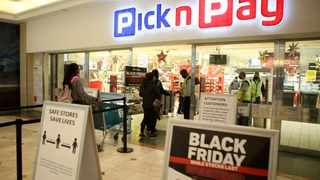 Many stores moved from one-day and weekend deals to month-long Black Friday deals because of the Covid-19 pandemic. Picture: Brendan Magaar/African News Agency(ANA)