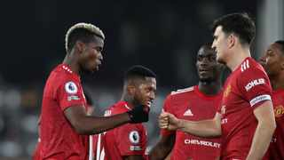 Manchester United manager Ole Gunnar Solskjaer said his team can draw inspiration from his own 1999 treble-winning side, who knocked Liverpool out of the FA Cup in the fourth round. Photo: Peter Cziborra/Reuters