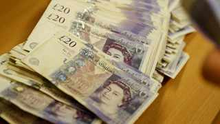 The pound rose on Tuesday as markets grew more optimistic a Brexit deal would be reached. Photo: File