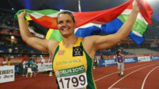 Sunette Viljoen is not resting on her laurels this season as she looks to take a big step towards her third Olympic Games.