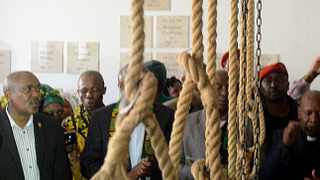 A hangman's noose at South Africa's Kgosi Mampuru Correctional Centre gallows museum. Capital punishment is abolished in South Africa. File picture: Thobile Mathonsi/African News Agency (ANA)