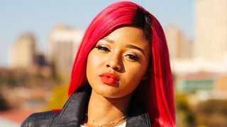 Gqom sensation Babes Wodumo of West Ink Records.