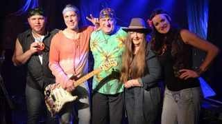Barry Thomson & The Reals star in Woodstock, a 51-year Celebration at Durban's Rhumbelow Theatre