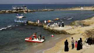 File photo: In recent months, dozens of Lebanese have boarded unsafe dinghies in a bid to flee rising poverty in Lebanon by sea, several not surviving the journey. Picture: Reuters