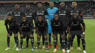 Will the Orlando Pirates players have a smile on their faces after the Telkom Knockout final today? Photo: Aubrey Kgakatsi/BackpagePix