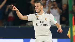 Gareth Bale has not been included in the Real Madrid squad to face Man City. Photo: Kamran Jebreili/AP Photo