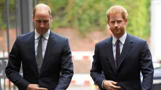 Britain's Prince William, the Duke of Cambridge, left, and Prince Harry arrives to visit the Support4Grenfell Community Hub in London. Picture: Toby Melville/ Pool via AP, File