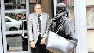 Dr Abdulhay Munshi, one of the two doctors who were accused of culpable homicide following the death of 10-year-old Zayyaan Sayed at Park Lane Hospital, at the Johannesburg Magistrate's Court last year. Picture: Simphiwe Mbokazi/African News Agency (ANA)