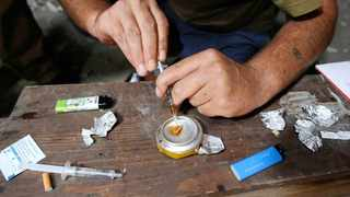 A study has found that the current approach to drugs has not reduced their use or impact on SA crime. File picture: Bor Slana/Reuters