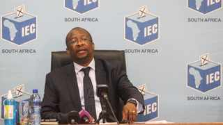 Electoral Commission Chief Electoral Officer Sy Mamabolo. Picture: Jacques Naude/African News Agency (ANA)