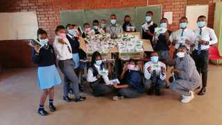 Harvest Group has, as part of its CSI allocated 200 000 high-quality face masks to government schools.