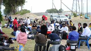 Equal Education submits that the draft Schools Admission Policy fails to address the shortage of spaces at schools and the admission system errors. Photographer Ayanda Ndamane African News Agency (ANA)