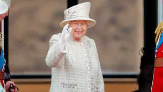 Britain's Queen Elizabeth and members of the royal family attend the annual Trooping the Colour Ceremony in London, Saturday, June 8, 2019. Picture: AP Photo/Frank Augstein