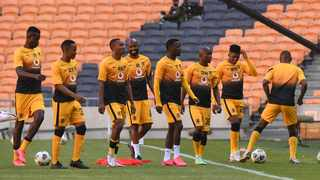 A double dose of delight could be on the cards for Kaizer Chiefs should they dare open the New Year with a win over Maritzburg United in the DStv Premiership at FNB Stadium this afternoon. Photo: Sydney Mahlangu/BackpagePix