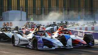 McLaren plans to join in the Formula E action from 2022. File picture Alastair Staley / LAT Images via BMW Press Group.