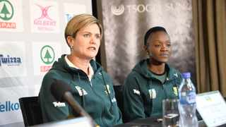 Netball SA have announced a squad of 12 which will do duty at the Netball Nations Cup in England from January 19 to 26. Photo: Courtney Africa/Africa News Agency/ANA