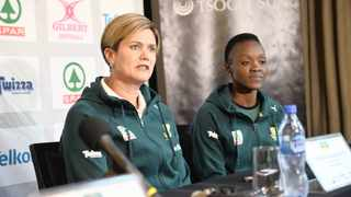 A dream 2019 has resulted in captain Bongi Msomi (right) calling on her team to become more consistent in the run-up to the 2023 World Cup on home soil. Photo: Courtney Africa/African News Agency/ANA Pictures